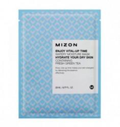Тканевая маска увлажняющая MIZON Enjoy Vital Up Time Watery Moisture Mask 23мл