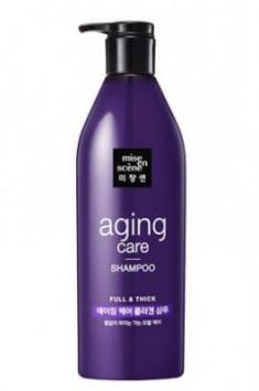 Антивозрастной шампунь MISE EN SCENE Aging Care Shampoo 680мл