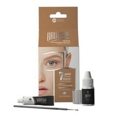 Innovator Cosmetics, Набор для домашнего окрашивания Bronsun №5, светло-коричневый