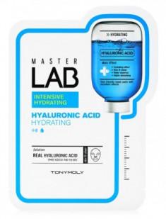 Тканевая маска с гиалуроновой кислотой TONY MOLY Master Lab hyaluronic acid mask sheet 19г