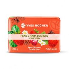 Мыло «Лесная Земляника» Yves Rocher