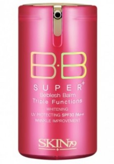 ВВ-крем SKIN79 Super plus beblesh balm triple functions SPF30 Hot Pink 40 г