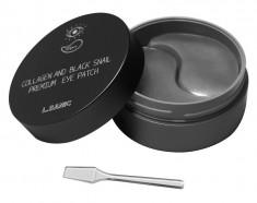 премиальные патчи для глаз с коллагеном и муцином черной улитки l'sanic collagen and  black snail premium eye patch