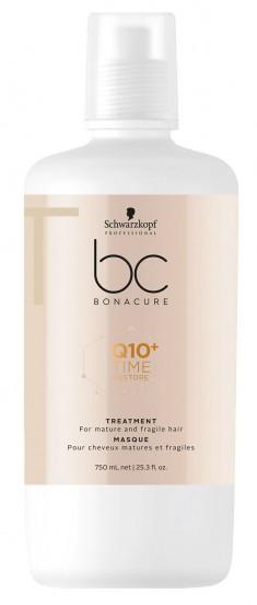 SCHWARZKOPF PROFESSIONAL Маска смягчающая для возрастных волос / BC Q10 Time Restore 750 мл