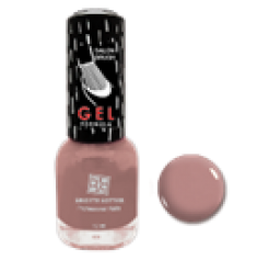 BRIGITTE BOTTIER 15 лак для ногтей гелевый, розовый латте / GEL FORMULA 12 мл