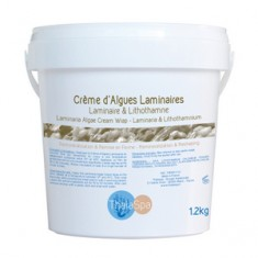 Альго крем с ламинарией, 1,2 кг (Thalaspa)
