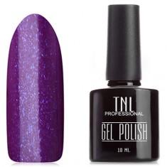 TNL, Гель-лак №149, Фиолетовый хамелеон TNL Professional