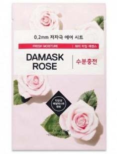 Маска с экстрактом дамасской розы ETUDE HOUSE 0.2 Therapy Air Mask Damask Rose 20мл