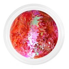 Patrisa Nail, Камифубуки «Кленовые листочки» №К80, розовый микс
