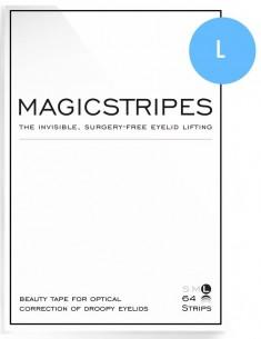 MAGICSTRIPES Полоски силиконовые для поднятия верхнего века, размер L 64 шт