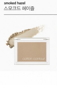 Румяна для лица MISSHA Cotton Contour Smoked Hazel