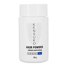 Пудра для объема волос KENSUKO CREATE сильной фиксации 10 г