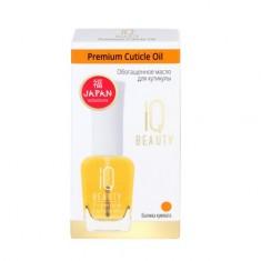 IQ Beauty, Обогащённое масло для кутикулы Premium Cuticle Oil, 12,5 мл