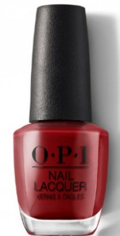 Лак для ногтей OPI Peru I Love You Just NLP39