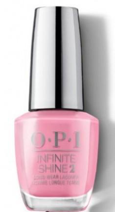 Лак для ногтей OPI Infinite Shine Peru Lima Tell You About This Color! ISLP30