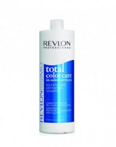 Шампунь анти-вымывание цвета без сульфатов Revlon Professional 1000 мл RCC