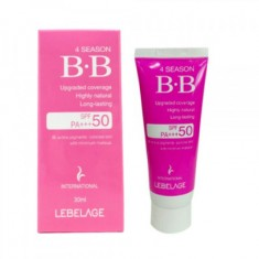 ВВ-крем LEBELAGE BB Cream 4 Season SPF50PA+++ 30мл