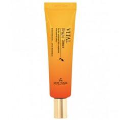 витаминизированный осветляющий крем для кожи вокруг глаз the skin house vital bright eye cream