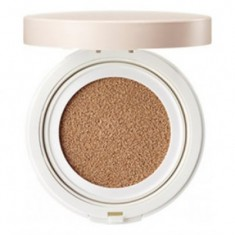 Основа-крем сияющая THE SAEM Saemmul Aqua Glow Cushion 02 Natural Beige 15г