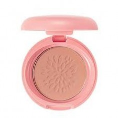 Румяна стойкие матовые THE SAEM Saemmul Smile Bebe Blusher 02 Mango PeachN 6гр