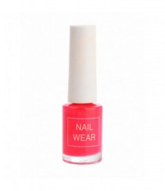 Лак для ногтей The Saem Nail Wear 04.Hot pink 7мл