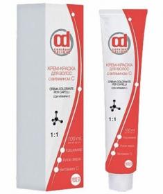 CONSTANT DELIGHT 4/14 краска с витамином С для волос, средне-коричневый сандре бежевый 100 мл