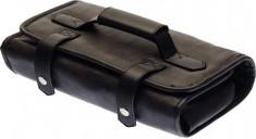 DEWAL PROFESSIONAL Чехол для парикмахерских инструментов, полимерный материал, черный 25х13х8 см
