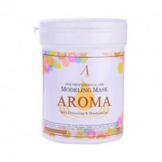 Маска альгинатная антивозрастная питательная Anskin Aroma Modeling Mask 240г