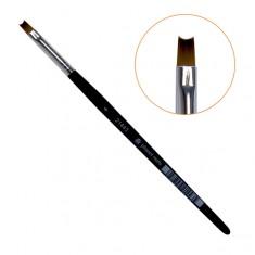 Planet nails, кисть для дизайна, полукруг, №4, 9849.4