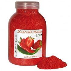 Camillen 60 соль для ножных ванн клубника и чили 1350мл
