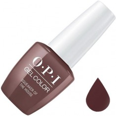 Opi, gelcolor, гель-лак, squeaker of the house, 15 мл