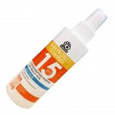 Sol bianca солнцезащитное, водостойкое молочко для загара лица и тела 15-spf 150мл.