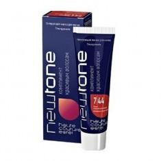 тонирующая маска для волос estel newtone 7/44русый медный интенсивный 60 мл Estel Professional