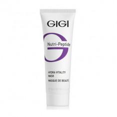 Маска пептидная увлажняющая для жирной кожи GIGI Nutri-Peptide 50 мл