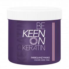 KEEN Маска с кератином Стойкость цвета / KERATIN FARBGLANZ MASKE 200 мл