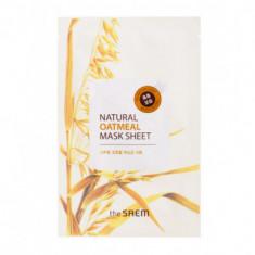 Маска тканевая с экстрактом овсянки THE SAEM Natural Oatmeal Mask Sheet 21мл