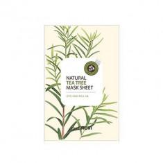 Маска тканевая с экстрактом чайного дерева THE SAEM Natural Tea Tree Mask Sheet 21мл