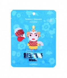 Маска тканевая для лица Berrisom Peking opera mask series - QUEEN 25мл