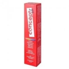 Concept Permanent Color Cream Intensive Brown Blond - Крем-краска для волос, тон 7.77 Интенсивный светло-коричневый, 60 мл