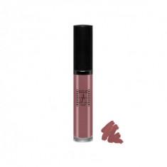 Блеск для губ в тубе суперстойкий Make-Up Atelier Paris RW27 фиолетово-коричневый 7,5 мл