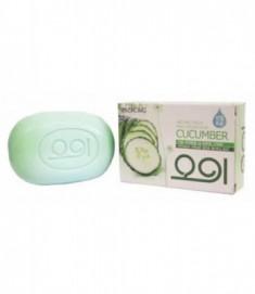 Мыло туалетное огуречное Clio New Cucumber soap 100g