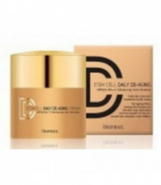DD-Крем маскирующий DEOPROCE STEM CELL DAILY DE-AGING CREAM №23 40г
