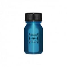 Кремовая краска для лица и тела Make-Up Atelier Paris AQBLM, металлический голубой