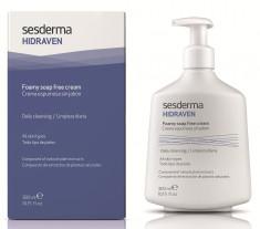SESDERMA Крем-пенка для умывания / HIDRAVEN 300 мл