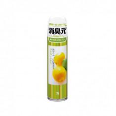 Kobayashi Shoshugen Fresh Lemon Освежитель-аэрозоль для туалета аромат лимона, 280 мл