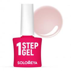 SOLOMEYA Гель-лак однофазный для ногтей, 40 дайкири / One Step Gel Daiquiri 5 мл