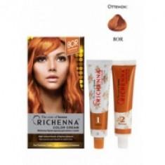 Richenna Color Cream 8 or - Крем-краска для волос с хной, светло-русый