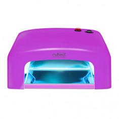 ruNail, Лампа UV, модель GL-515, 36W, фиолетовая (электронная)