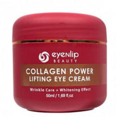 крем-лифтинг для глаз eyenlip collagen power lifting eye cream