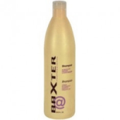 Punti Di Vista Baxter Shampoo Flax Seed - Шампунь на основе семени льна, 1000 мл